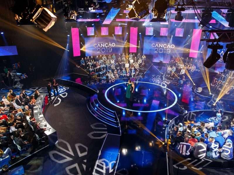 """Segunda semifinal do """"Festival da Canção"""" sem polémicas e com NBC na frente"""