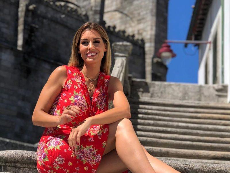 """Joana Teles.: """"'O Aqui Portugal' é o expoente máximo do que é fazer televisão"""""""