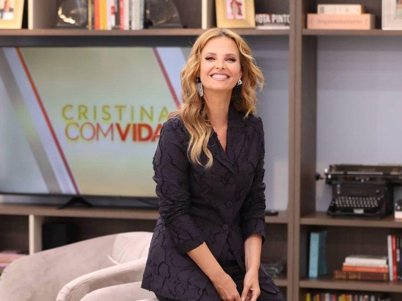 'Cristina ComVida' marca o seu pior resultado de sempre