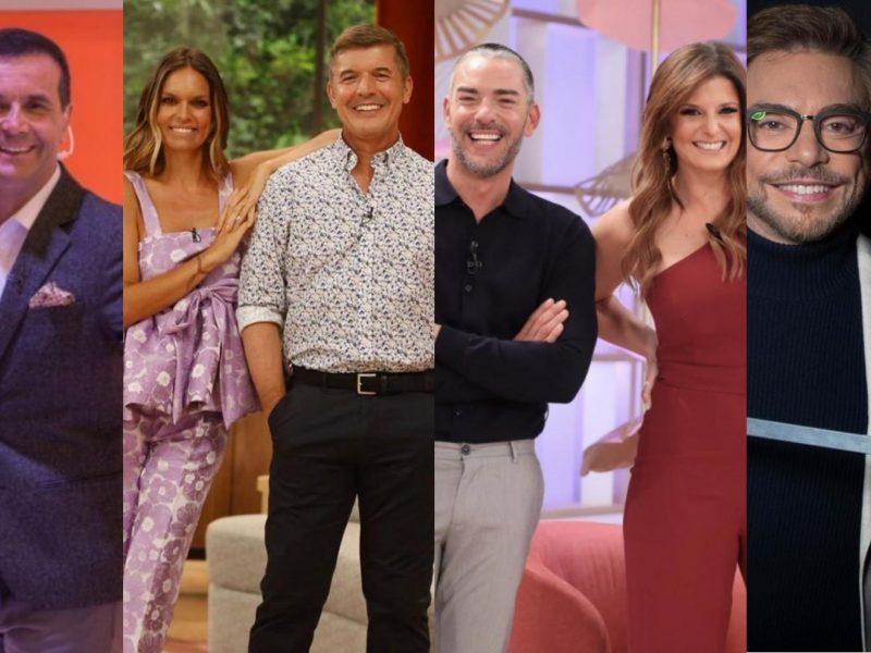 Sondagem. Qual é o melhor programa da manhã na televisão?