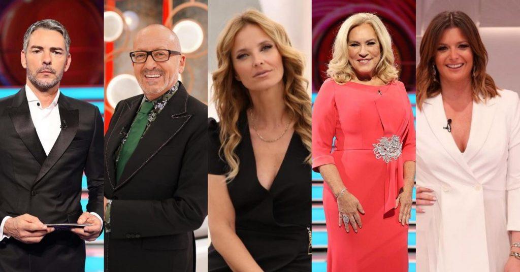 Quem está na corrida para apresentar o novo 'Big Brother'?