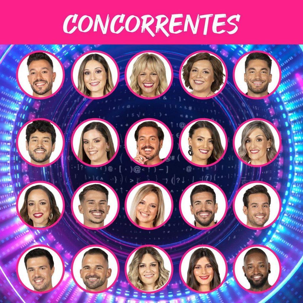 Big Brother Concorrentes
