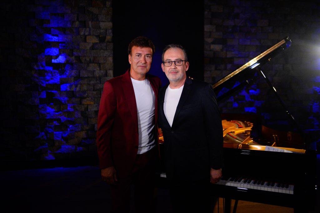 Tony Carreira e José Alberto Carvalho